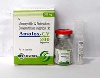 Amoxicillin With Potassium clav Injection