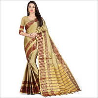 Ladies Designer Handloom Saree