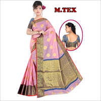 Ladies Traditional Silk Saree