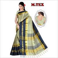 Ladies Kanjivaram Silk Saree