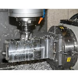 CNC Milling Job Work Service