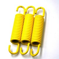Cylindrical Helical Tension Spring
