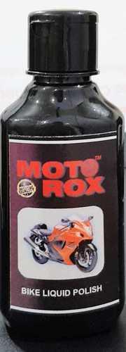 Bike liquid polish