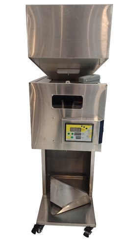 Single Head Granule Filling Machine (10g to 1000g)(Imported)