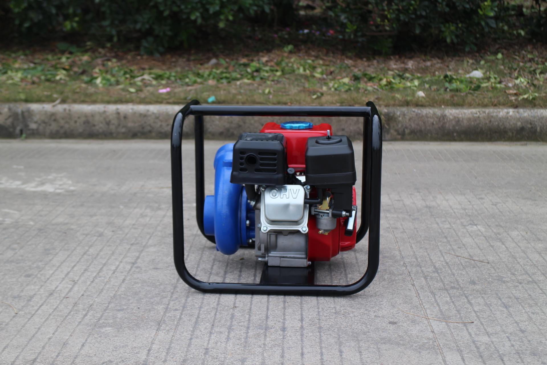WP30S-CI Diesel Water Pump