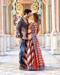 Bollywood Lehengha Choli And Koti