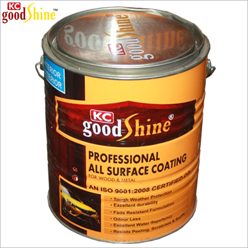 Wood And Metal Protective Surface Coating Paint
