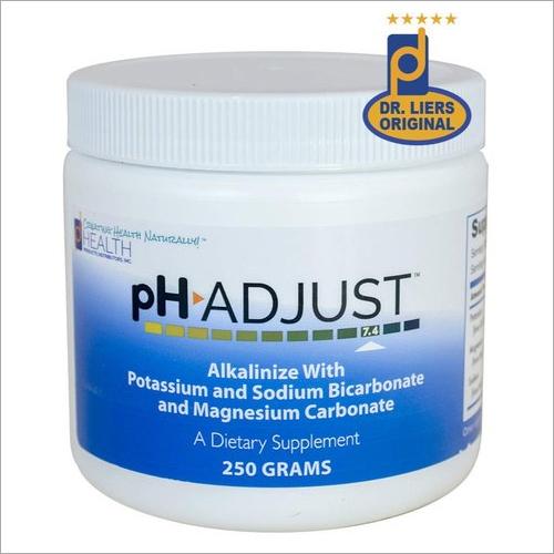 250 Gm Alkalinizing Formula Alkalinize With Potassium Bicarbonate Magnesium Carbonate