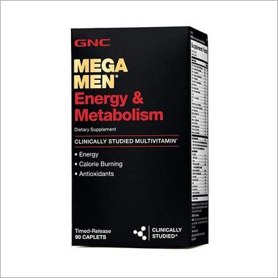 Energy Metabolism Caplets