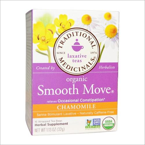 Organic Smooth Move Chamomile