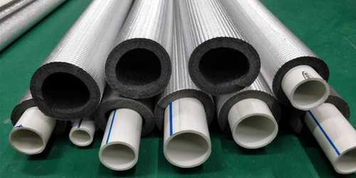 PVC Pipe Insulation Tube