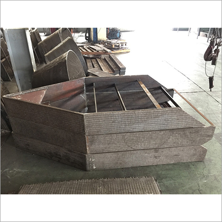 Fabrication Job of Wear Plant