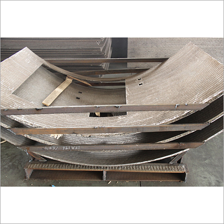 Fabrication Job of Wear Plant