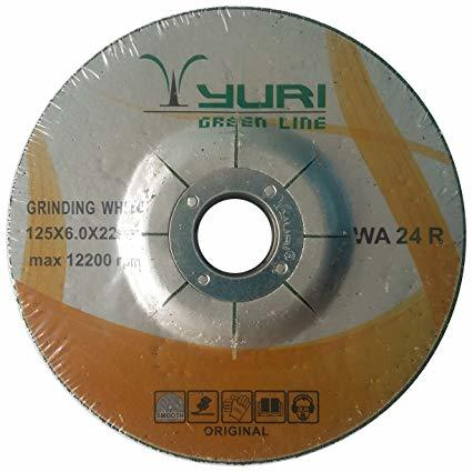 Yuri Grinding Wheel
