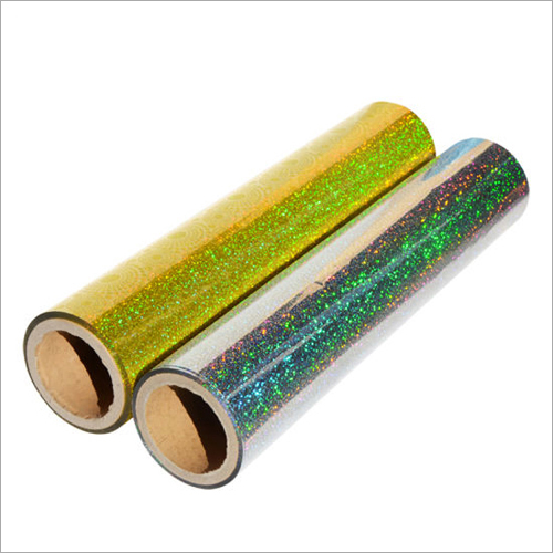 Gift Wrapping Holographic Films
