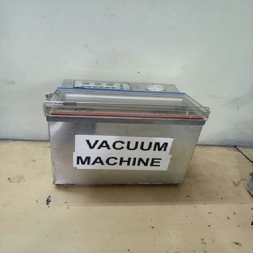 Single Chamber Vacuum Packing Machine Table Top