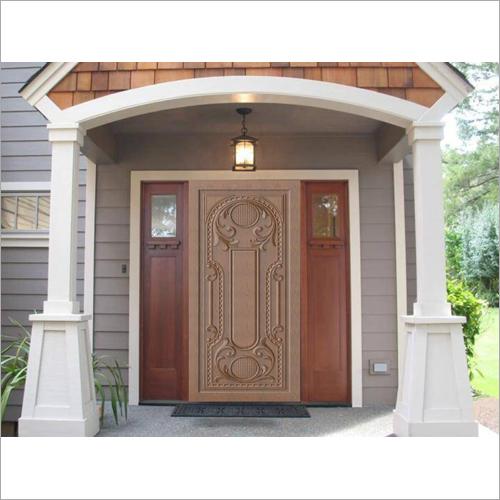 3D WPC Door