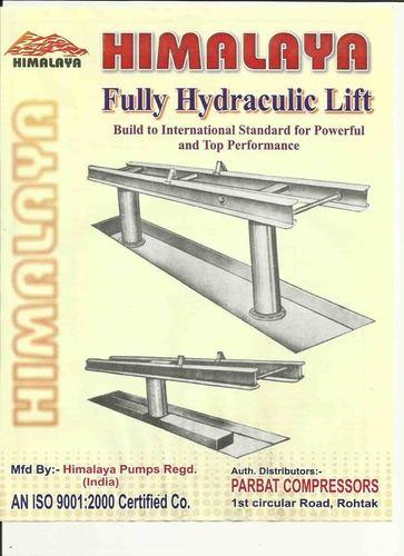 HYDRAULIC CAR WASHING HOIST