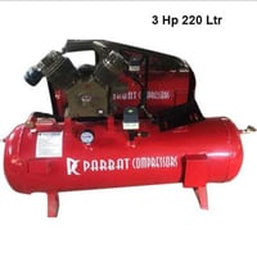 3 HP 220 LTR HIGH SPEED AIR COMPRESSOR