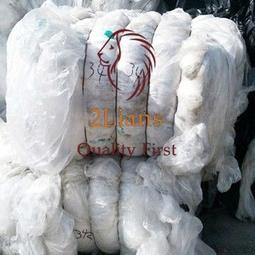 LDPE Film Natural Bales Japan Recycle Plastic Scrap