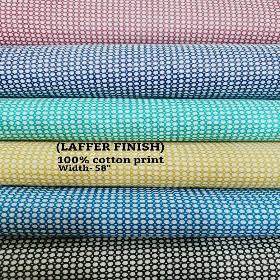 100% Cotton Print