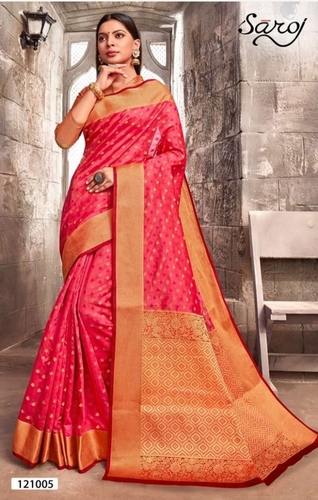 Designer Fancy Party Wear Saree