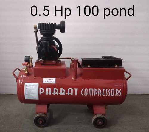 0.5 HP 100 POND AIR COPRESSOR