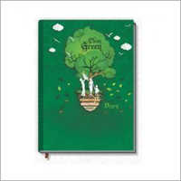Green Personal Diary