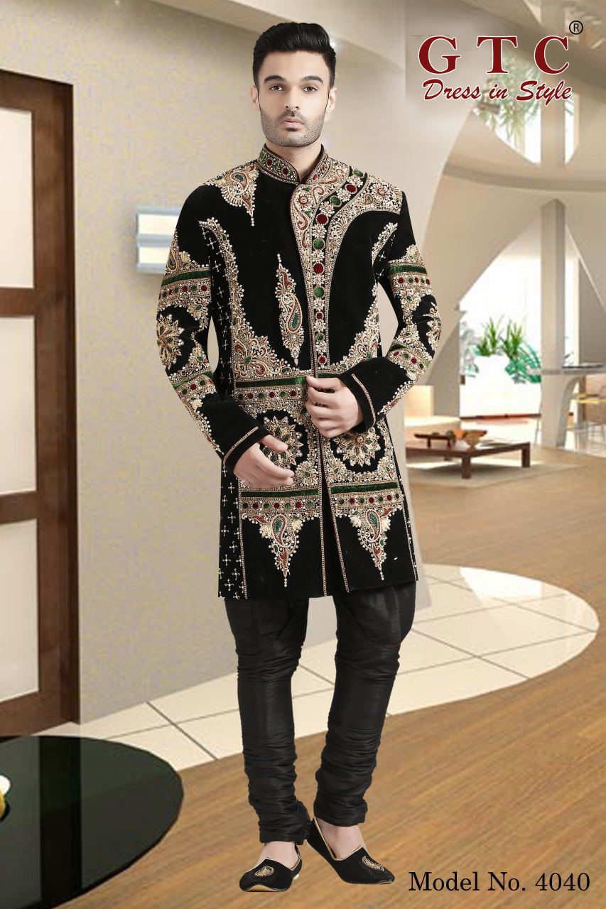 4040 EXCLUSIVE & WEDDING SHERWANI