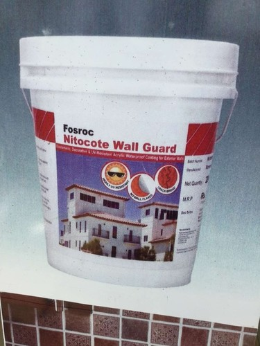 Fosroc Nitocote Wall Guard White Base Protective Coatings