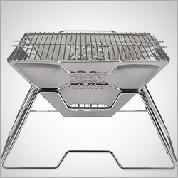Stainless Steel Barbeque Grill