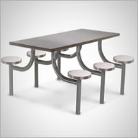 Commercial Kitchen Canteen Dining Table