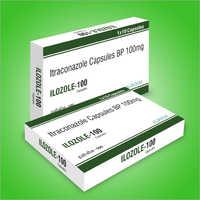 100 mg Itraconazole Capsules BP