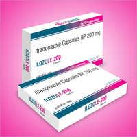 200 mgItraconazole Capsules BP