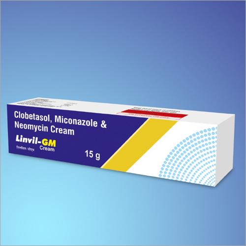 15 gm Clobetasol Miconazole And Neomycin Cream