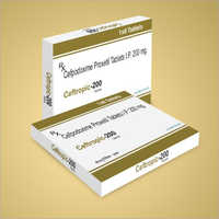 200 mg Cefpodoxime Proxetil Tablets IP