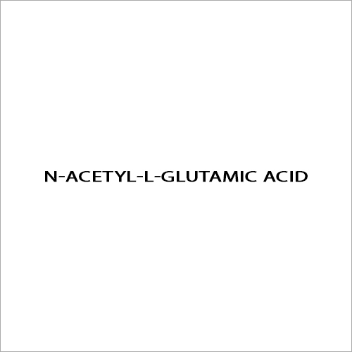 N-Acetyl-L-Glutamic Acid
