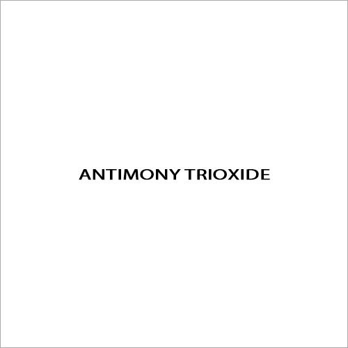 Antimony Trioxide