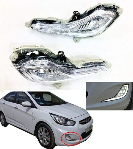 Verna Fluidic Fog Light