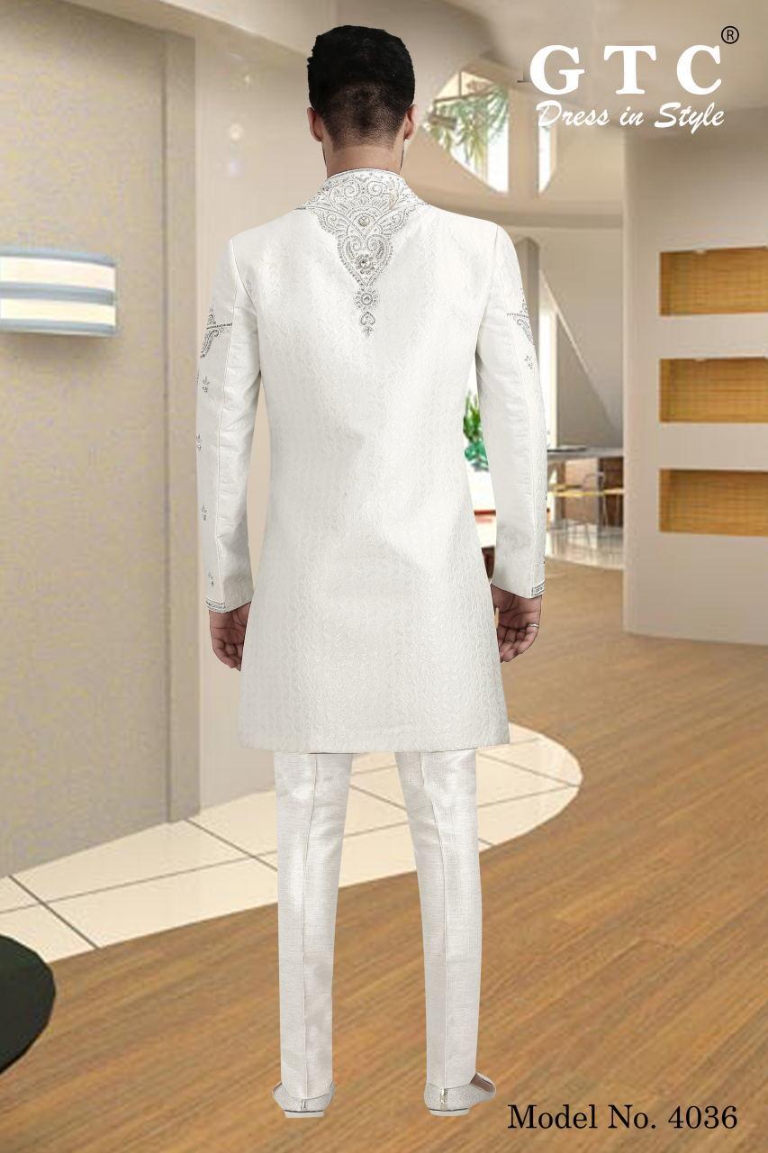 4036 Exclusive & Wedding Sherwani