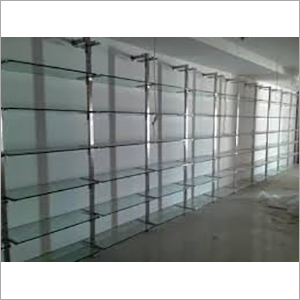 Steel Garment Display Rack