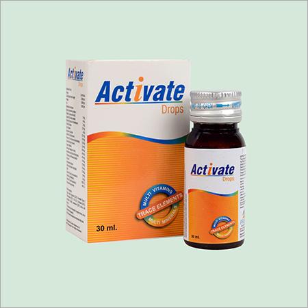 Activate drops
