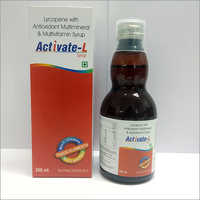 Activate- L Syrup