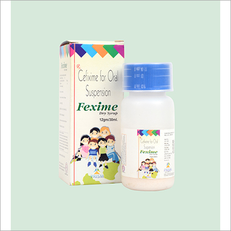 Fexime Dry Syrup