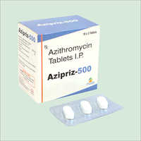 Azipriz-500 tab