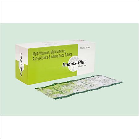 Radiox Plus tab