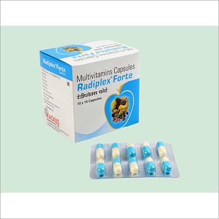 Radiplex Forte caps