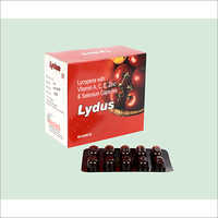 Lydus softgels