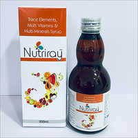 Nutriray 200ml syrup