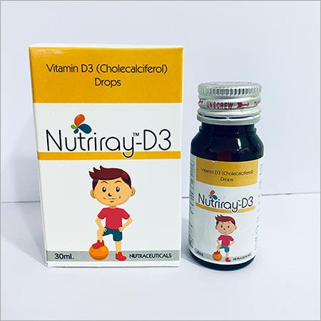 Nutriray-D3 drops